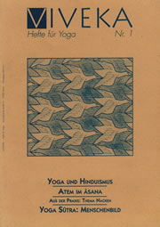 Viveka - Hefte für Yoga 01