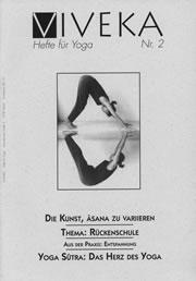 Viveka - Hefte für Yoga 02