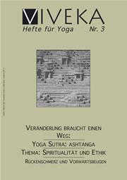 Viveka - Hefte für Yoga 03