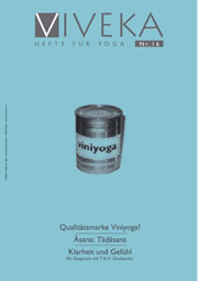 Viveka - Hefte für Yoga 16