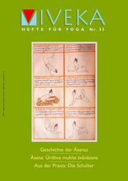 Viveka - Hefte für Yoga 33