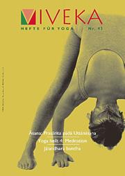 Viveka - Hefte für Yoga 43