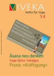 Viveka - Hefte für Yoga 54