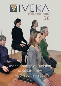 Viveka - Hefte für Yoga 58